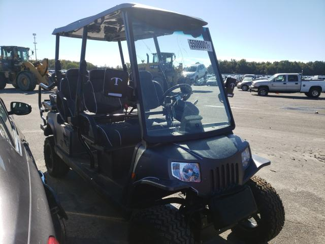 Salvage cars for sale from Copart Glassboro, NJ: 2021 Colb Golf Car