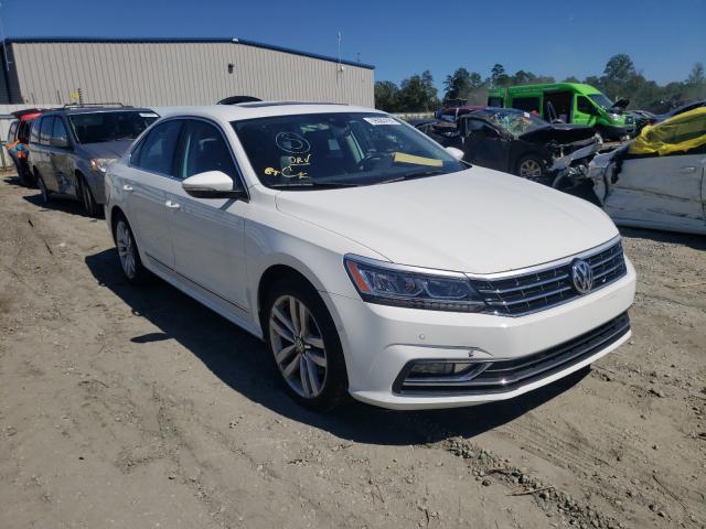 2017 Volkswagen Passat SEL for sale in Spartanburg, SC