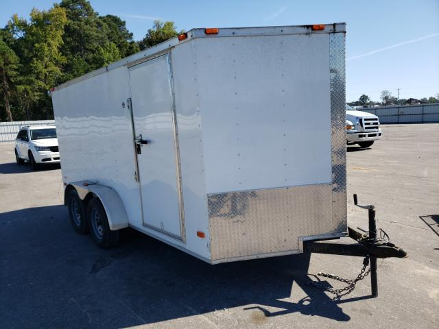 Freedom salvage cars for sale: 2017 Freedom Cargo Trailer