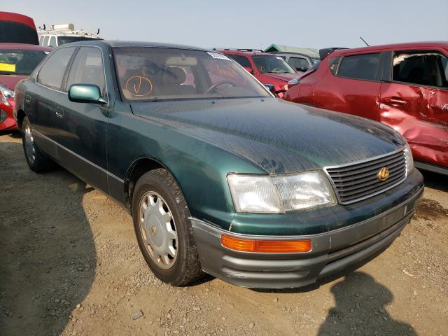 Salvage cars for sale from Copart San Martin, CA: 1996 Lexus LS 400