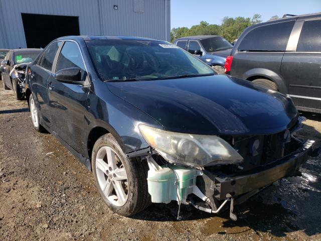 Toyota salvage cars for sale: 2012 Toyota Camry Base