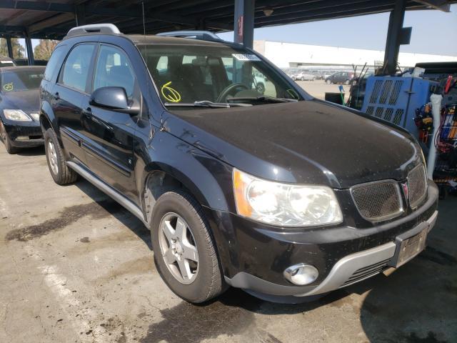 Pontiac salvage cars for sale: 2006 Pontiac Torrent