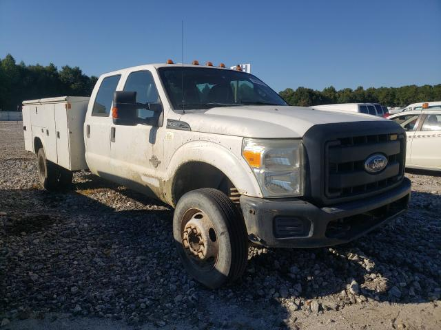 Salvage cars for sale from Copart Spartanburg, SC: 2011 Ford F550 Super