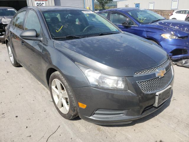 Salvage cars for sale from Copart Duryea, PA: 2013 Chevrolet Cruze LS