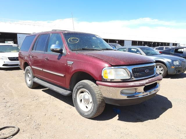 Salvage cars for sale from Copart Phoenix, AZ: 1998 Ford Expedition