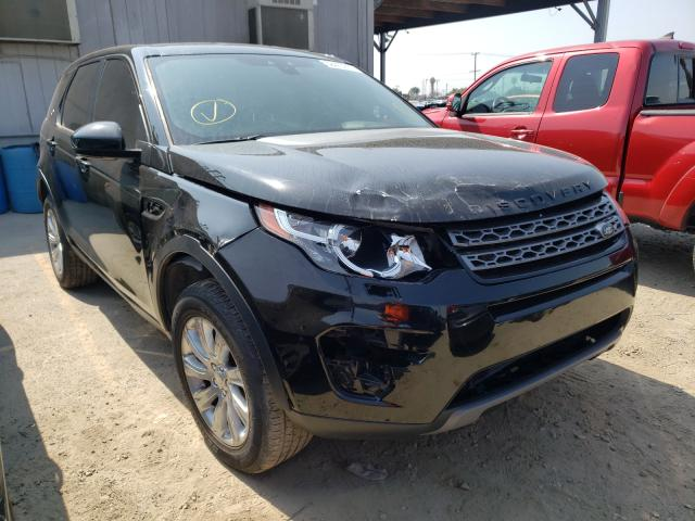 Land Rover salvage cars for sale: 2016 Land Rover Discovery