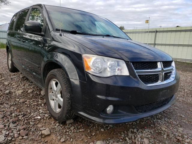 Salvage cars for sale from Copart Central Square, NY: 2012 Dodge Grand Caravan