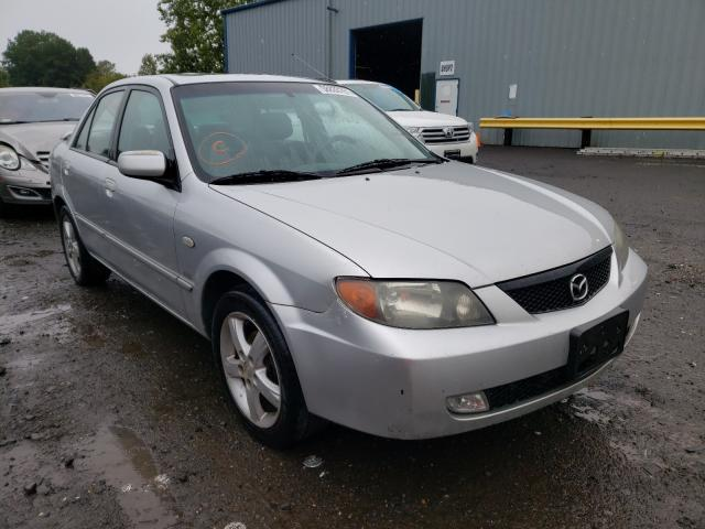 Mazda Protege salvage cars for sale: 2003 Mazda Protege