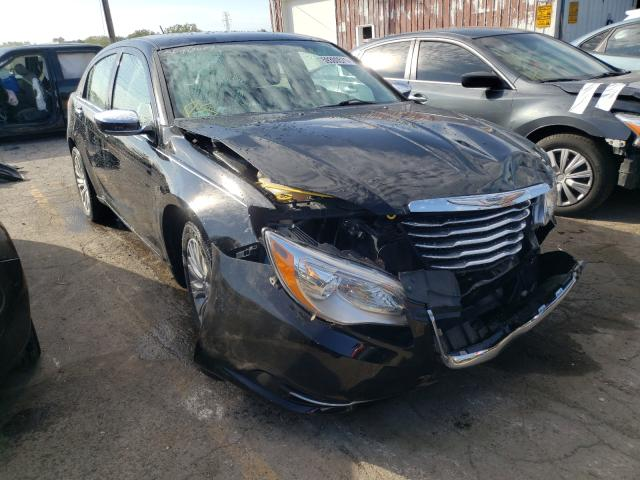 Chrysler 200 salvage cars for sale: 2012 Chrysler 200