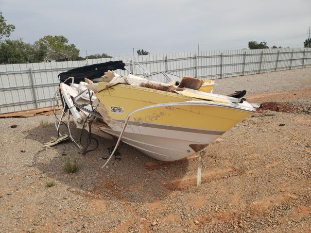 Salvage boats for sale at Oklahoma City, OK auction: 2009 Four Winds Windsboat