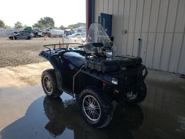 Salvage cars for sale from Copart Billings, MT: 2011 Polaris Sportsman