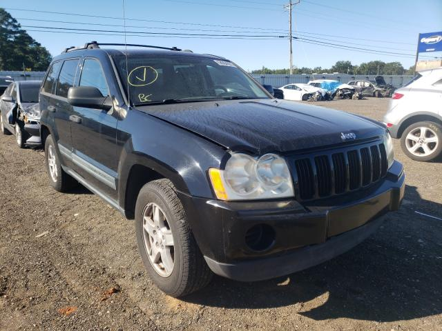 Salvage cars for sale from Copart Newton, AL: 2006 Jeep Grand Cherokee