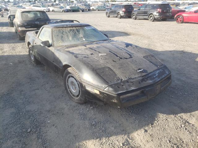 Chevrolet Corvette salvage cars for sale: 1985 Chevrolet Corvette
