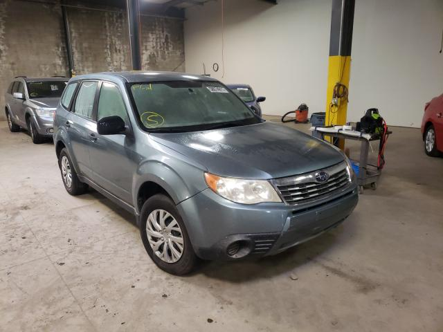 Salvage cars for sale from Copart Chalfont, PA: 2010 Subaru Forester 2