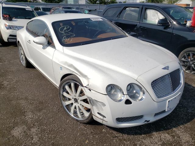 Bentley salvage cars for sale: 2007 Bentley Continental