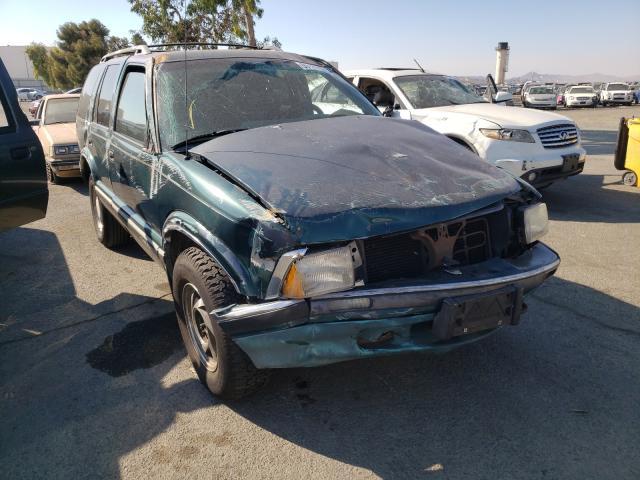 Chevrolet Blazer salvage cars for sale: 1996 Chevrolet Blazer