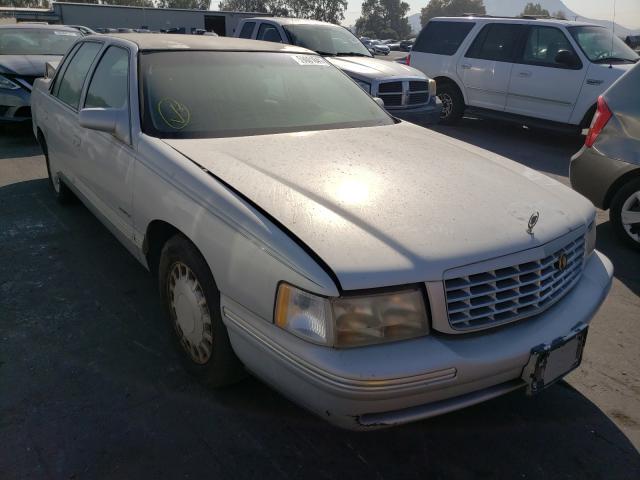 Cadillac Vehiculos salvage en venta: 1999 Cadillac Deville