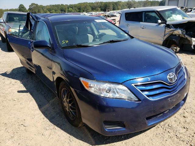 Salvage cars for sale at Conway, AR auction: 2011 Toyota Camry Base