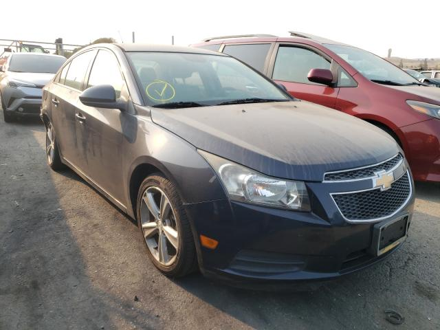 Salvage cars for sale from Copart San Martin, CA: 2014 Chevrolet Cruze LT