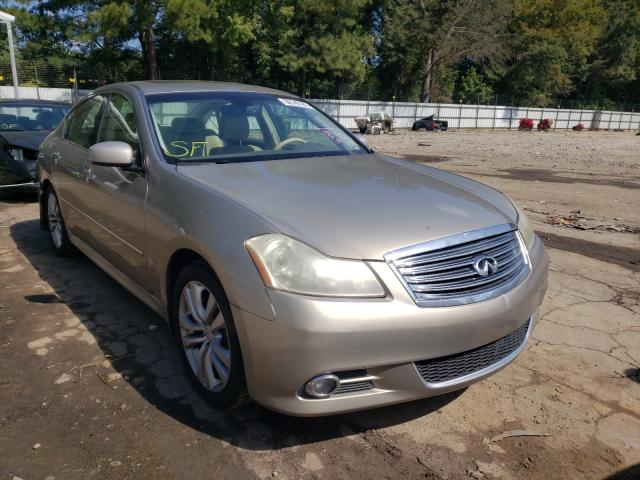 Salvage cars for sale from Copart Austell, GA: 2008 Infiniti M35 Base