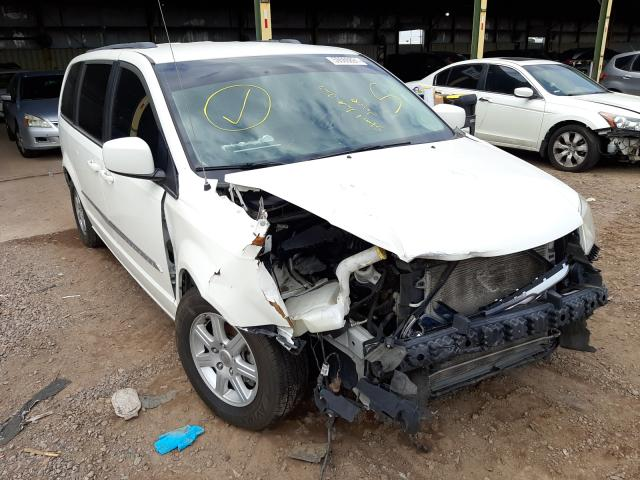 Salvage cars for sale from Copart Phoenix, AZ: 2013 Chrysler Town & Country