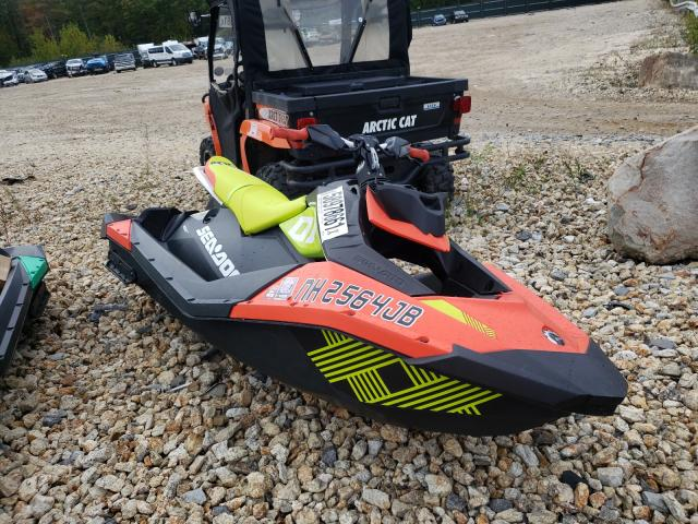 Salvage boats for sale at Candia, NH auction: 2020 Seadoo Jetski