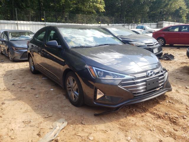Vehiculos salvage en venta de Copart Austell, GA: 2020 Hyundai Elantra SE