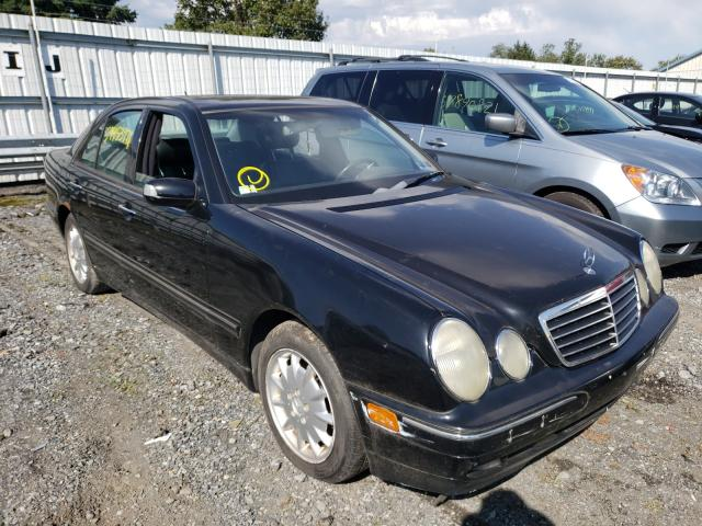Salvage cars for sale from Copart Grantville, PA: 2000 Mercedes-Benz E 320