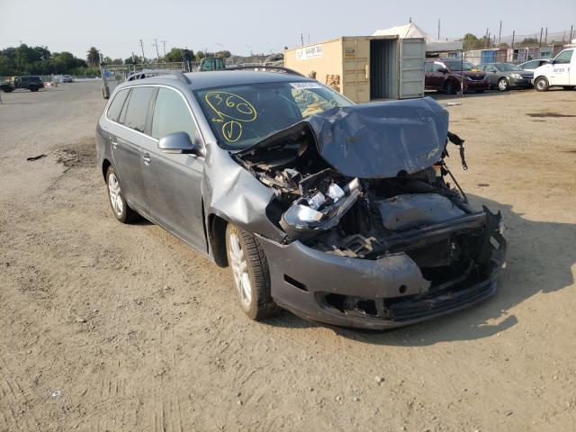 Salvage cars for sale from Copart San Martin, CA: 2014 Volkswagen Jetta TDI