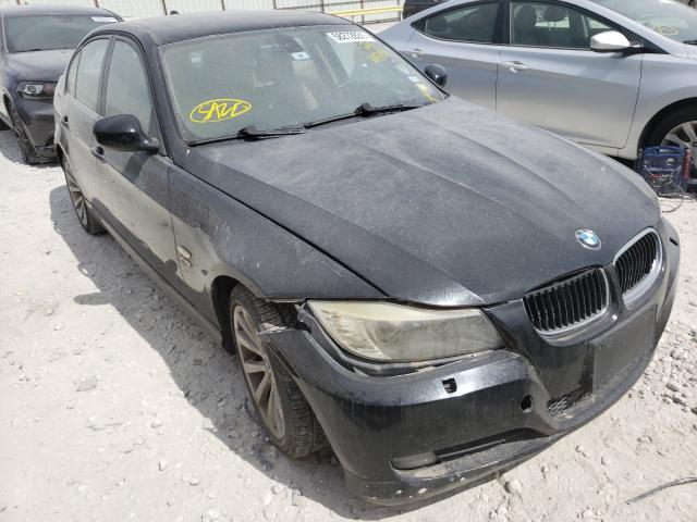 Salvage cars for sale from Copart Haslet, TX: 2009 BMW 328 XI