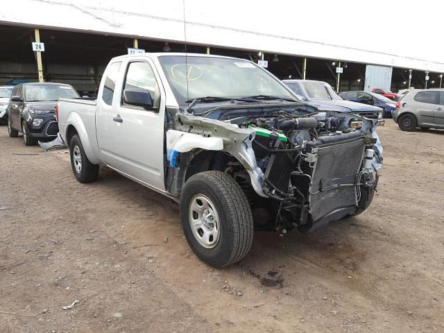 Salvage cars for sale from Copart Phoenix, AZ: 2010 Nissan Frontier K