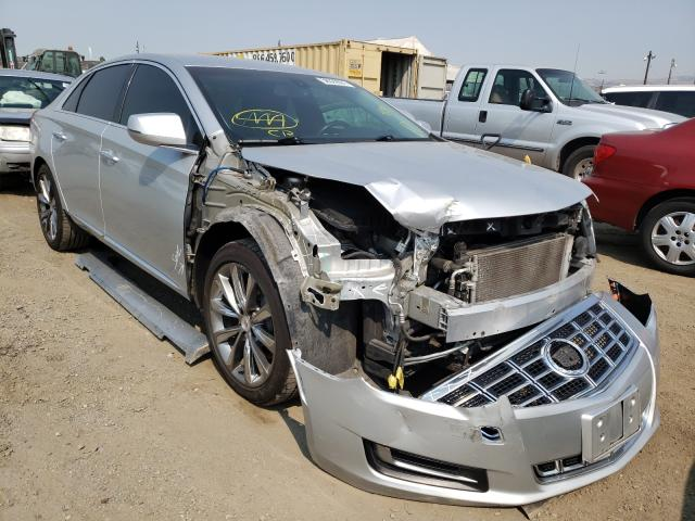 Salvage cars for sale from Copart San Martin, CA: 2013 Cadillac XTS