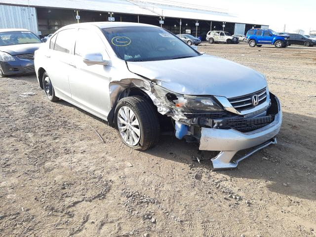 Salvage cars for sale from Copart Phoenix, AZ: 2013 Honda Accord EX