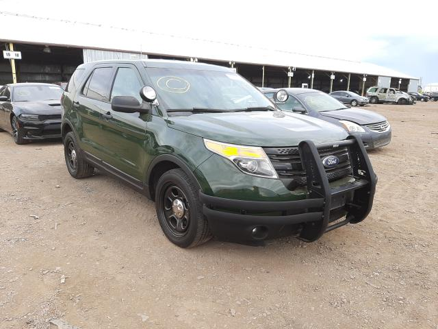 Salvage cars for sale from Copart Phoenix, AZ: 2015 Ford Explorer P