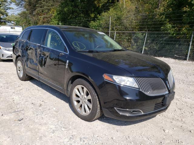 Salvage cars for sale from Copart Northfield, OH: 2014 Lincoln MKT