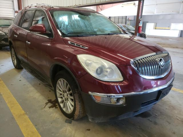 Salvage cars for sale from Copart Mocksville, NC: 2009 Buick Enclave CX