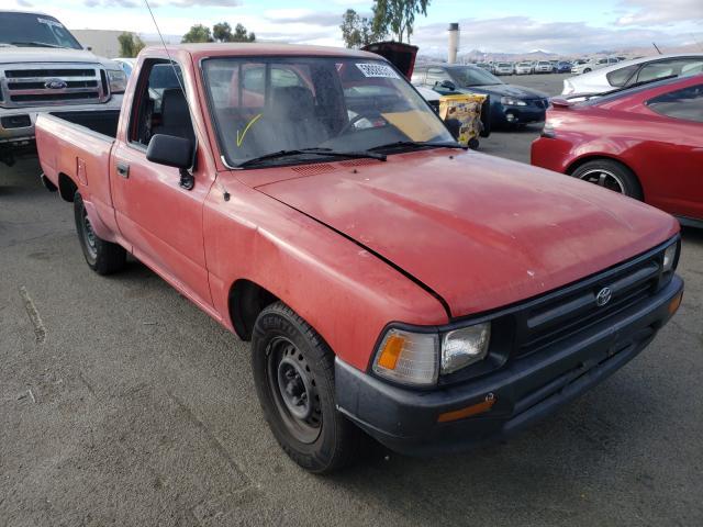 Vehiculos salvage en venta de Copart Martinez, CA: 1993 Toyota Pickup 1/2