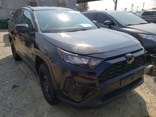 Vehiculos salvage en venta de Copart Los Angeles, CA: 2019 Toyota Rav4 LE