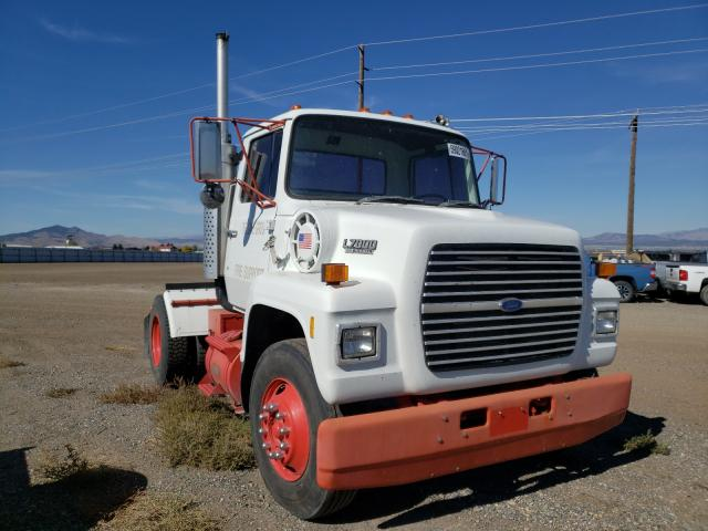 Ford N-SERIES L salvage cars for sale: 1988 Ford N-SERIES L