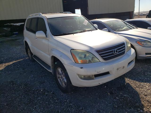 Salvage cars for sale from Copart Houston, TX: 2006 Lexus GX 470