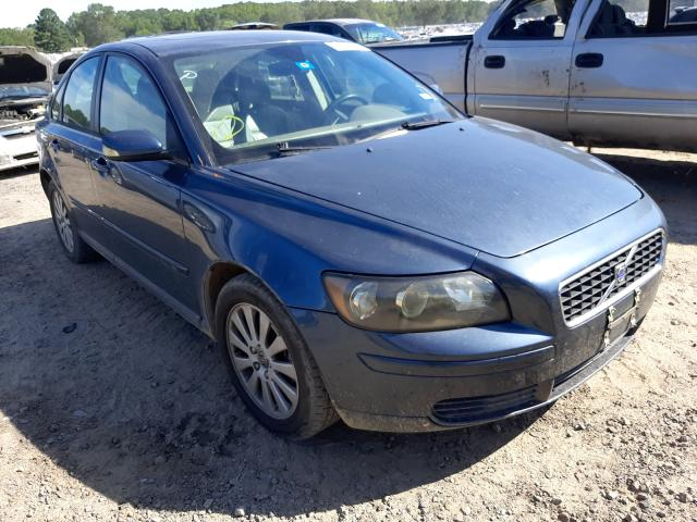 Salvage cars for sale at Conway, AR auction: 2005 Volvo S40 2.4I