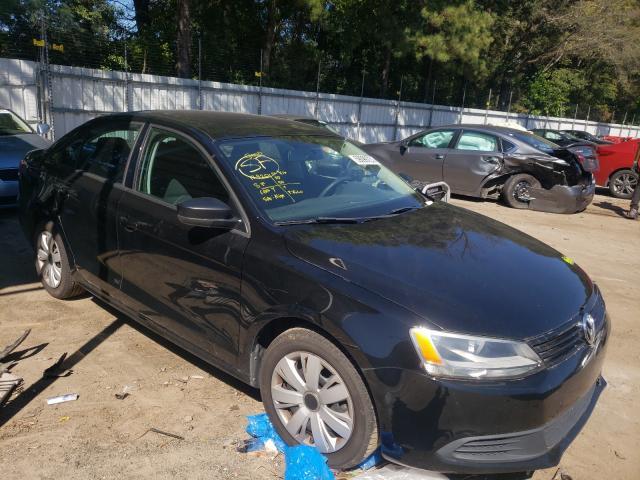 Vehiculos salvage en venta de Copart Austell, GA: 2013 Volkswagen Jetta Base