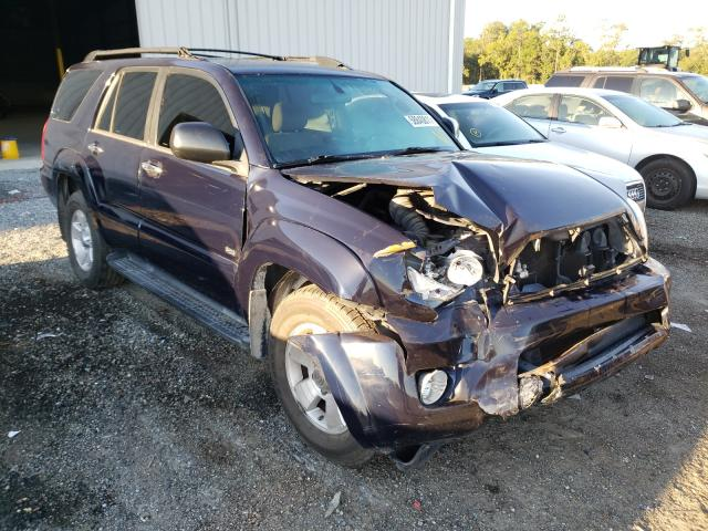 Toyota salvage cars for sale: 2007 Toyota 4runner SR