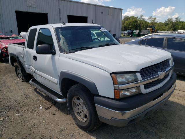 Salvage cars for sale from Copart Jacksonville, FL: 2003 Chevrolet Silverado