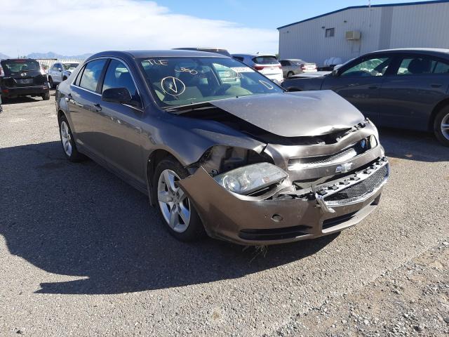 Salvage cars for sale at Tucson, AZ auction: 2011 Chevrolet Malibu LS
