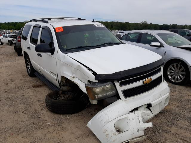 Salvage cars for sale at Conway, AR auction: 2008 Chevrolet Tahoe C150