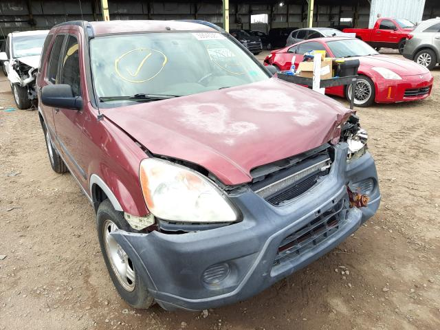 Salvage cars for sale from Copart Phoenix, AZ: 2006 Honda CR-V LX