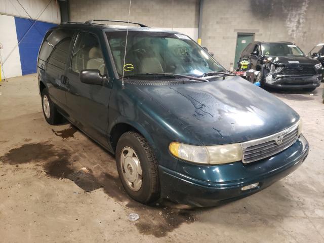 Mercury salvage cars for sale: 1998 Mercury Villager