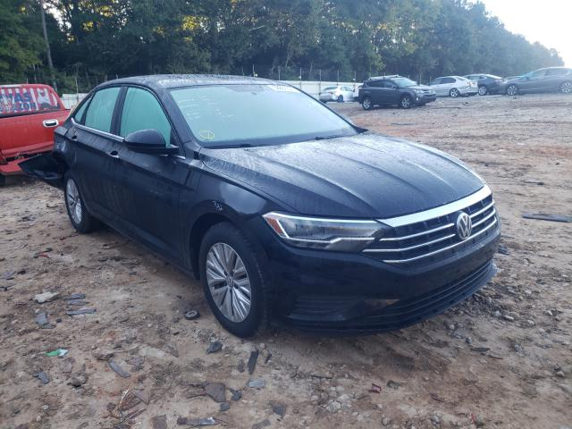 Salvage cars for sale from Copart Austell, GA: 2019 Volkswagen Jetta