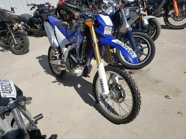 Salvage motorcycles for sale at Reno, NV auction: 2019 Yamaha WR250 RC